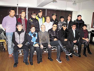 成龙当选演协会长 刘德华被指下届欲接任资讯生活